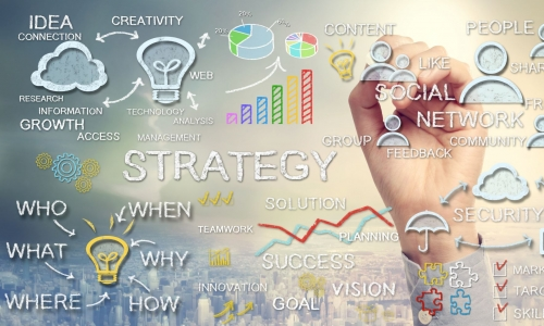 Are you reviewing your strategy? Why?